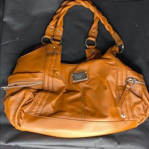 Camel Brown Purse